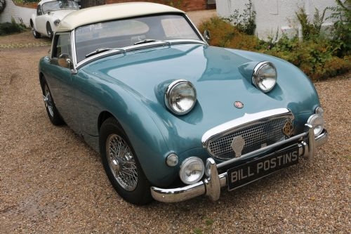 Bill Postins Classic And Prestige Cars For Sale